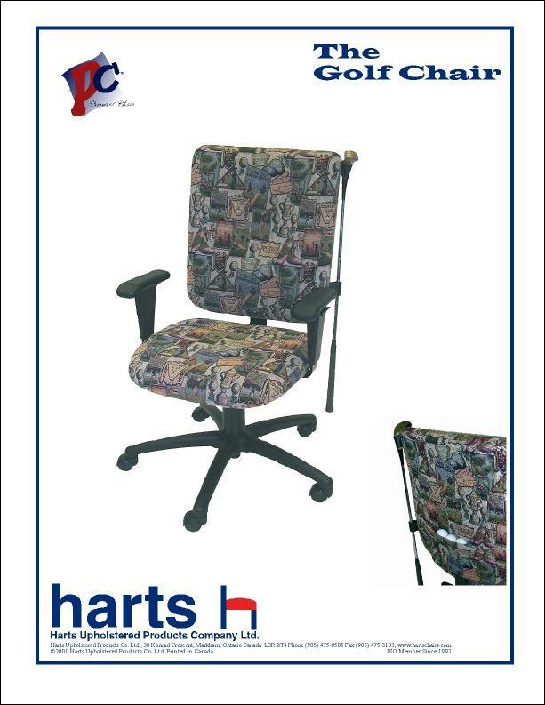 The Golf Chair